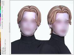 Sims 4 Mm Cc, Sims 4 Cc Skin, My Sims, Sims 3 Male Hair, Sims Hair, Sims 4 Game Mods, Sims Mods, Disco Hair, Sims Packs
