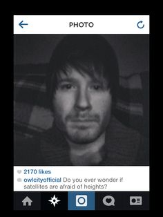 why did he delete all his selfies <-- I WAS THINKING THE SAME THING