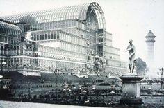 Crystal Palace, London universal exposition of 1851 La Presse+