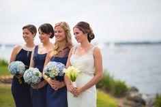 #JohnOrtonFlowersandEvents #HyattRegencyNewport #MStudios #Bride #Bridesmaids #Wedding #NewportRI #FallWedding #Hydrangea #Blue #NewportWedding #Flowers #CallaLily