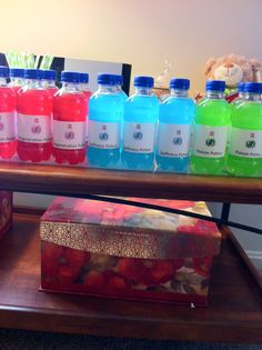 Minecraft Potions want to know how to make these? Just comment below (: