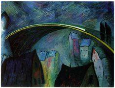 Werefkin paintings -
