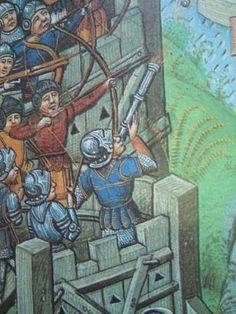 archers at siege