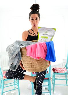89e5eed6e841 NYCPretty dishes on this new laundry detergent and why it s perfect for  your workout gear Clean
