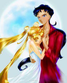 Selenity & Seiya