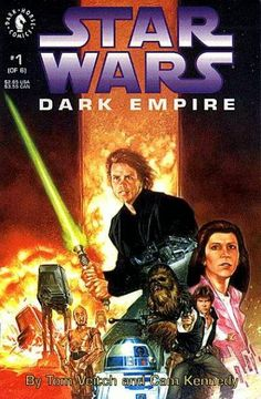 The X Database: My Top 5 Star Wars Comics Made by Dark Horse Comics