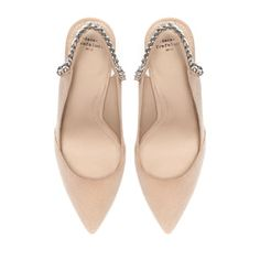 CHAIN COURT SHOE - Shoes - Woman - ZARA United States
