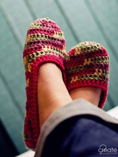 Check out these 11 tutorials for cute Crocheted Slippers that will keep kids' (of any age) feet warm this winter. They also make a great gift! PIN and SAVE.