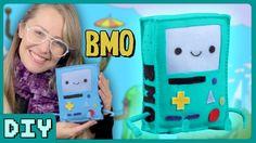 BMO - Hora de Aventura - DiY Geek