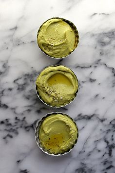 Creamy Avocado Hummus - Wendy Schultz via Joy the Baker onto Appetizers, Dips and Salsas.