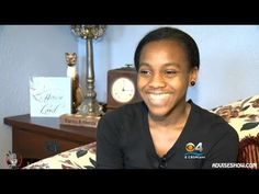 Teen Obtains HS Diploma & Bachelor Degree In Criminal Justice At The Sam...