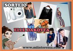 O blog Mi interessa está com o 3° Sorteio Elle Dakota com uma roupa a sua escolha