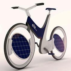 E-Bike fahren nur mit Kraft der Sonne. http://www.tirol-ferienwohnung.com/appartment-tyrol/