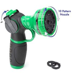 Reasonable Car Wash Spray Gun Adjustable Brass Sprinkler For Garden Irrigation Cleanning Garden Hose Sprinkler System 1 Pc Elegant And Graceful Garden Water Guns Garden Supplies