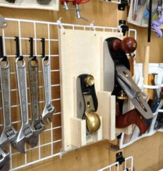 hand plane holder rack hand plane storage