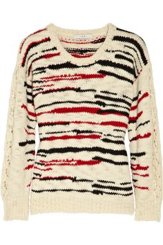 IRO|Dara chunky-knit merino wool sweater|NET-A-PORTER.COM