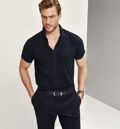 JUST Men's Lifestyle ™®: Menswear: Jason Morgan for Massimo Dutti NYC S/S 2016 Campaign.