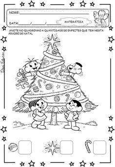 2 Atividades de Natal para Educação Infantil — SÓ ESCOLA
