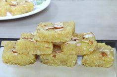 'Kopra Pak' – Coconut Burfi Recipe