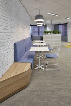 Travelport Office, Sydney | Designer Walls and Floors | VIDASPACE
