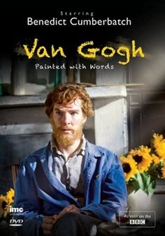 Van Gogh : Painted With Words starring Benedict Cumberbatch to be released on DV.- Van Gogh : Painted With Words starring Benedict Cumberbatch to be released on DVD on the of October Scary Movie List, Scary Movies To Watch, Night Film, Van Gogh, Beau Film, Word Poster, Poster S, Netflix Movies, New Movies