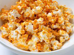 hot wing popcorn
