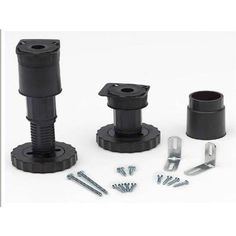 3-3/4 In.- 8 In. Adjustable Universal Utility Cabinet Leveling Kit
