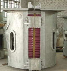 500kg induction melting furnace for sale (GW-HY26) - China industrial melting furnace, HENGYANG