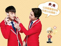 KFC China promotions featuring EXO
