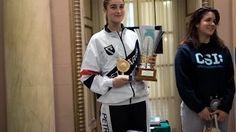 Changhong Italia - Sponsor 1° Trofeo Changhong di sciabola femminile.