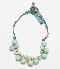 Olivia Necklace - Adoption Fundraiser - host a Noonday Trunk Show / Party!!!! Beautiful jewelry, hand bags, hats, and home items made by women/mothers around the world. Amazing pieces and amazing stories! African paper bead necklace chunky necklace