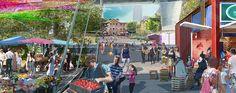 Queen's wharf tranformative concept