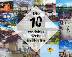 Berlin mit Kindern: Die 10 coolsten Orte | Hauptstadtmutti | Bloglovin'
