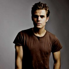 "Paul Wesley portrays Stefan Salvatore in ""the Vampire Diaries""......"