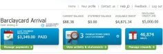 Barclaycard Arrival World MasterCard. How to $506 in travel rewards or $200 cold hard cash.