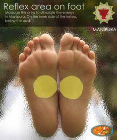 FOOT manipura 3