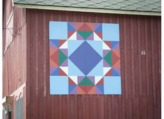 barn quilts | Barn Quilt tour, Illinois | Barn Quilts