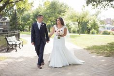 Baltimore Wedding photos on Federal Hill | Christa Rae Photography