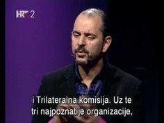 Daniel Estulin on Croatian TV: 1/5 'The Bilderberg Group'