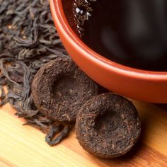 Pu-erh Tea: What It Is And What It Can Do For Your Health. www.adagio.com #puerh #tea