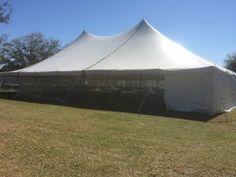 Fully Installed Sarasota Tent Rental