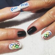 Rio2016: Unhas dignas de uma medalha de ouro | SAPO Lifestyle