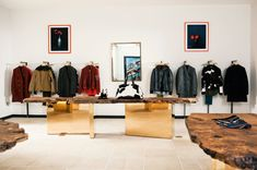 Paul Smiths New London Flagship Shop