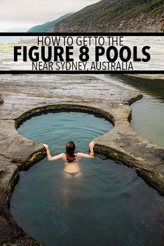 How To Get To The Figure 8 Pools Near Sydney, Australia sydney newsouthwales nsw royalnationalpark australia travel 429741989445926618 Australia Travel Guide, Visit Australia, Queensland Australia, Western Australia, Australia Trip, Brisbane Queensland, Beautiful Places To Travel, Cool Places To Visit, Places To Go