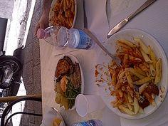 Trattoria Basile, Palermo, Italia #pasta