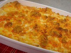 Ranch Chicken Casserole #recipe from WLUK FOX 11 Living with Amy Hanten. #recipes
