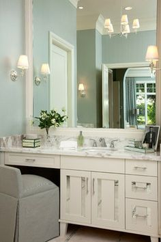 Bathroom Cabinets Naples Fl 8 foot bathroom vanity made from ash wood. | bathroom vanity
