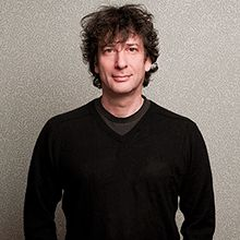 This Neil Gaiman event is on my birthday in SF. Hmm. The Truth Is A Cave In The Black Mountains Illustrations: Eddie Campbell / Music: FourPlay String Quartet Wed, Jun 25, 2014 - 8:...