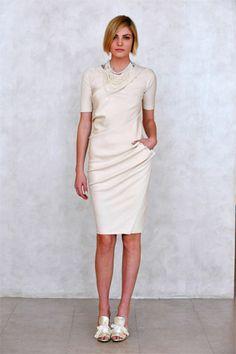 Donna Karan | Resort 2009 Collection | Style.com