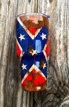 Perfect for that country boy/girl to show their southern pride! Available for purchase.